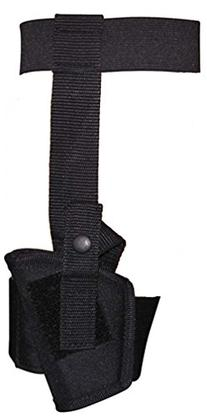 Small 00 Ankle Holster Concealed Carry Pistol Handgun .22 .