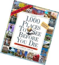 1,000 Places to See Before You Die 2015 Wall Calendar