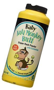Anti Monkey Butt 00030 Baby Anti-Monkey Butt, 6oz