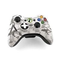 Xbox 360 Wireless Controller - Arctic Camouflage