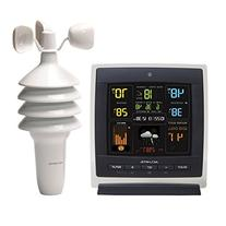 AcuRite 00622 Pro Color Weather Station with Wind Speed,