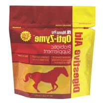 Manna Pro Opti-Zyme Microbial Digestive Supplement for Horse
