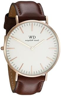 Daniel Wellington Men's 0106DW St. Mawes Stainless Steel