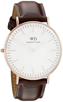 Daniel Wellington Men's 0109DW Classic Bristol Stainless