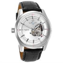 Lucien Piccard 40006M-02S Morgana Mechanical Black Leather