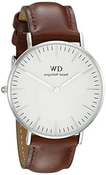 Daniel Wellington Women's 0607DW St. Mawes Watch with Brown