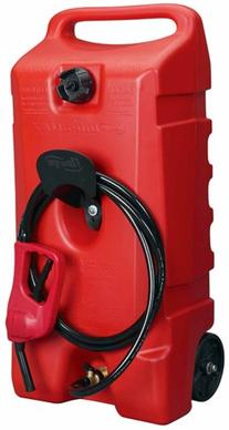 DuraMax Flo n' Go LE Fluid Transfer Pump and 14-Gallon