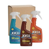 Lexol 0901 Leather Cleaner, Conditioner and Vinylex 16.9-