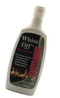 Rutland Products Rutland 1/2-Pint White-Off Glass Cleaner, 8