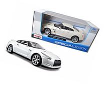 New 1:24 W/B SPECIAL EDITION - WHITE 2009 NISSAN GT-R