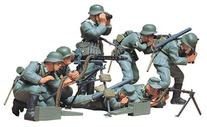 1/35 German Machine Gun Troops