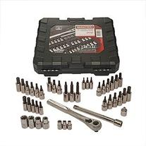 CRAFTSMAN 9-34845 42 piece 1/4 and 3/8-inch Drive Bit and