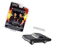 New 1:64 GREENLIGHT COLLECTION SUPERNATURAL JOIN THE HUNT -