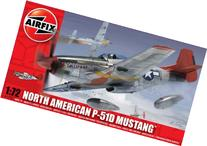 Airfix 1:72 North American P-51D Mustang