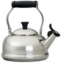 Le Creuset 1.8 Quart Stainless Steel Tea Kettle