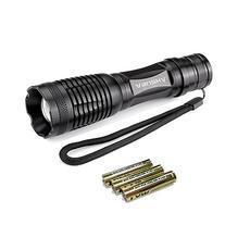 Tactical Flashlight,  700 Lumen Cree XML2 T6 Led Flashlight