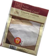 1 Twin Size Waterproof Mattress Cover - Hypoallergenic