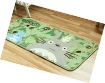 1 X Forest Soft Rug My Neighbor Totoro Mat 47*20 Inches by