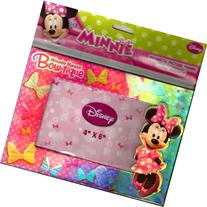 1 X Minnie Mouse Bow-tique Magnetic Picture Frame