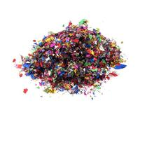 1 Bag Colorful Wedding Festival Birthday Party Supplies Foil