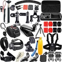 Iextreme 50 in 1 Action Camera Accessories Kit for GoPro