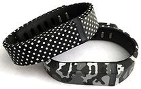 Small 1 Black with White Dots Spots 1 Camouflage Camo Army
