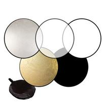 Signstek 5-in-1 22 Inch Collapsible Multi Disc Light