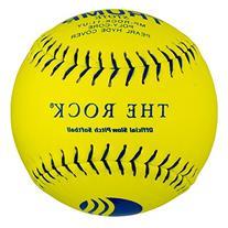 "1 Dozen USSSA Trump The Rock 11"" Softballs - 44cor/.400"