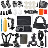 Vanwalk Sport camera Accessories Kit for Gopro Hero 5,