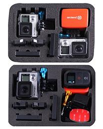 Smatree SmaCase G160 Carrying Case for Gopro Hero 5, 4, 3+,