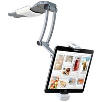 CTA Digital 2-in-1 Kitchen Mount Stand for 7-13 Inch Tablets
