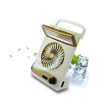 BicycleStore 3 in 1 Multi-function Portable Mini Fan LED