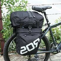 Docooler 3 in 1 Multifunction Road MTB Mountain Bike Bag