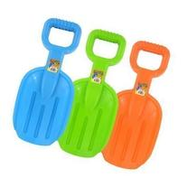 1 Oversized Plastic Sand Shovel - Assorted Colors