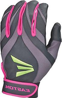 1 pr Easton Synergy II Adult Large Softball Batting Gloves