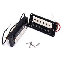 ColorMax 1 Set Humbucker Double Coil Pickup w/Cream Frames