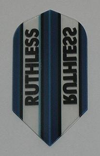 1 sets  Xtra Strong Ruthless Slim Blue flights