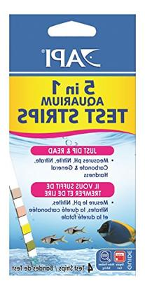 API 5 in 1 Test Strips Water Conditioner for Aquariums, 4