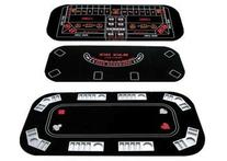 3 in 1 Texas Hold'em Table Top
