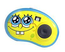 Spongebob Squarepants 3-in-1 Digital Camera Yellow Blue