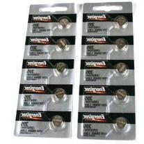 10 394 / 380 Energizer Watch Batteries SR936W SR936SW