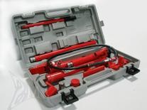 TMS® 10 Ton Hydraulic Porta Power Jack Ram Pump Frame