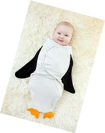 100% Organic Cotton Simple Swaddles , 3-6M