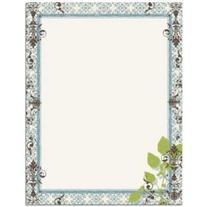80 Garden Montage Letterhead Sheets