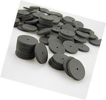 100/pk Silicone Rubber Polishing Wheels Polishers for Dental