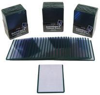 100 BCW Brand Trading Card Topload Holders - Rigid Plastic