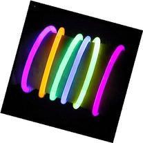 """1000 8"""" Lumistick Glow Light Stick Bracelets -- Wholesale"""