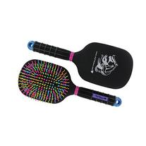 Tail Tamers 1000RB Rainbow Paddle Mane and Tail Brush for