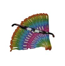 102 Fireworks Diffraction Glasses - 100 Pair Rainbow Design