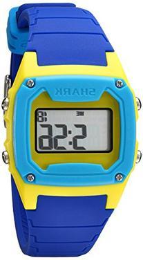 Freestyle Unisex 101806 Shark Classic Digital Yellow Blue